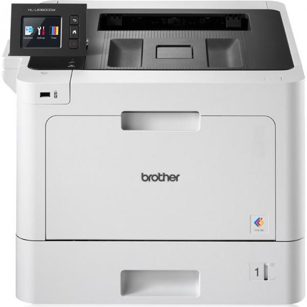 Imprimanta laser A4 color Brother HL-L8360CDW