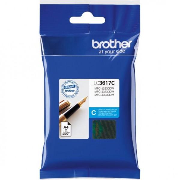 Brother LC3617C, Ink Cartridge Cyan