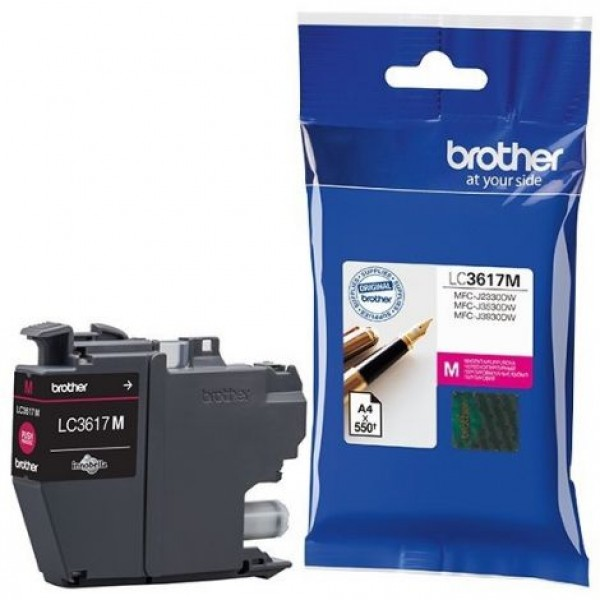 Brother LC3617M, Ink Cartridge Magenta