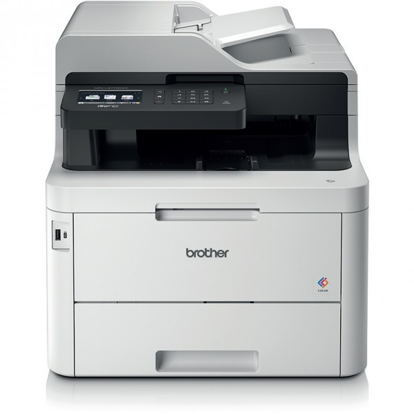 Multif. laser A4 color fax Brother MFC-L3770CDW
