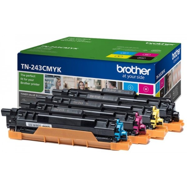 Set tonere Brother B+C+M+Y TN-243CMYK