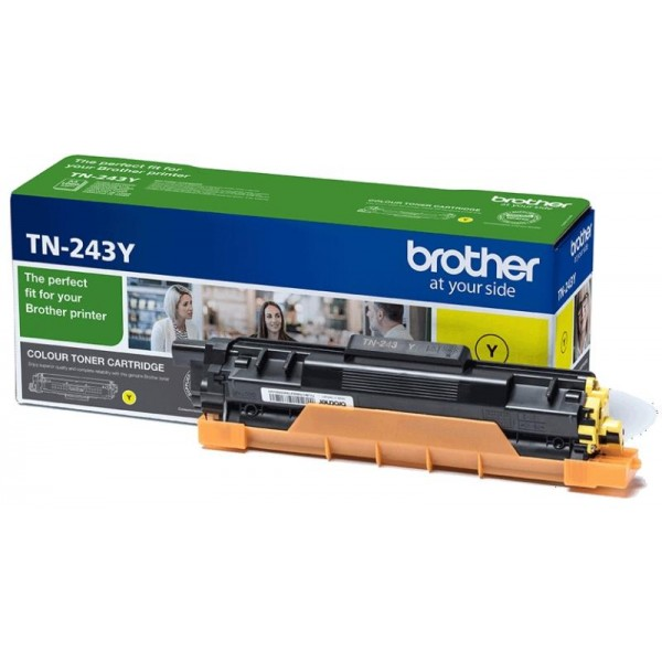 Cartus toner Brother YellowTN243Y