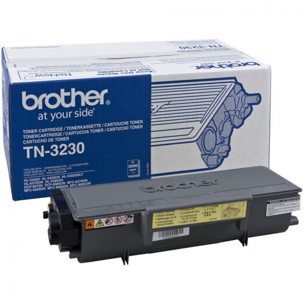 Cartus toner Brother Black TN3230