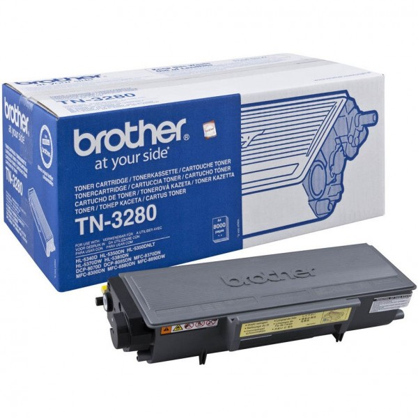 Cartus toner Brother Black cap. mare TN3280