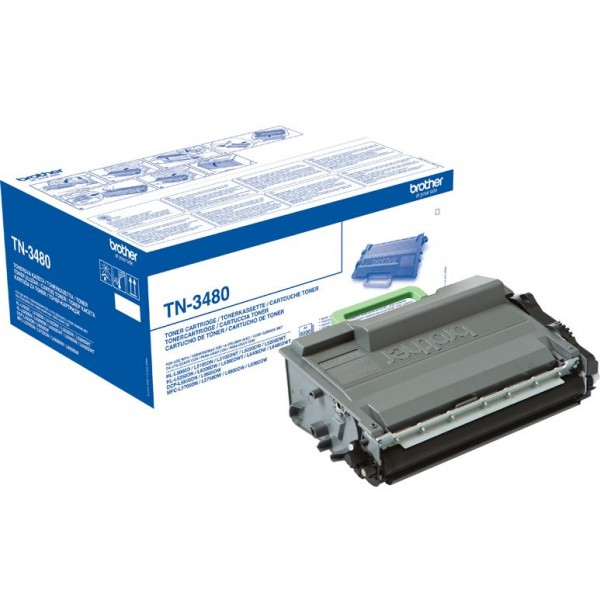 Cartus toner Brother Black cap. mare TN3480