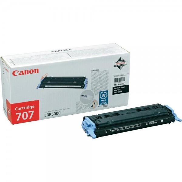 Reincarcare cartus toner Canon Black CRG-707B