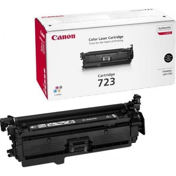 Reincarcare cartus toner Canon Black CRG-723B
