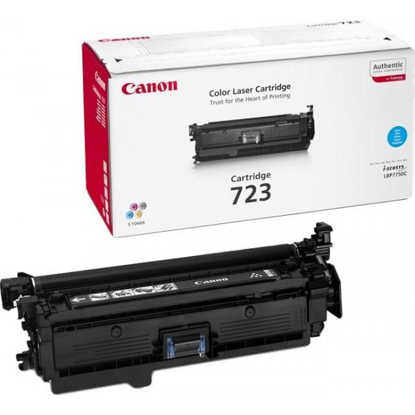 Reincarcare cartus toner Canon Cyan CRG-723C