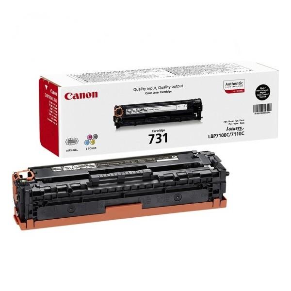 Reincarcare cartus toner Canon Black CRG-731B
