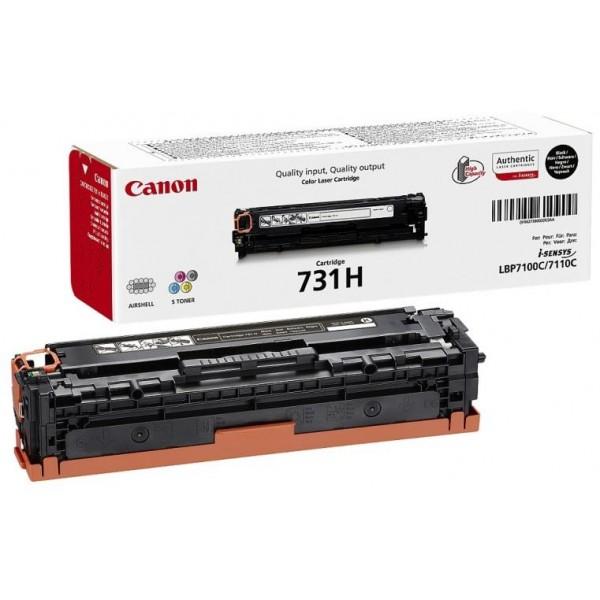 Reincarcare cartus toner Canon Black CRG-731HB