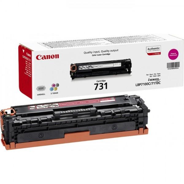 Reincarcare cartus toner Canon Magenta CRG-731M