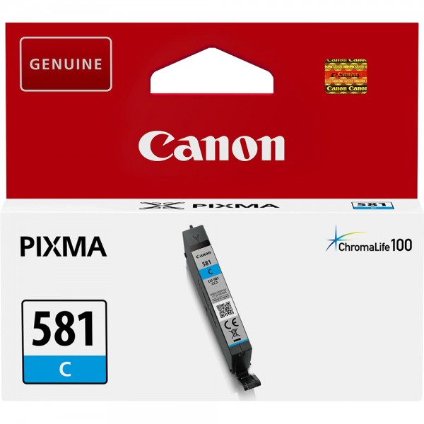 Cartus cerneala Canon Cyan CLI-581 C
