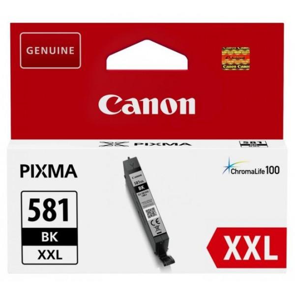 Cartus cerneala Canon Black cap. extra CLI-581XXL ...