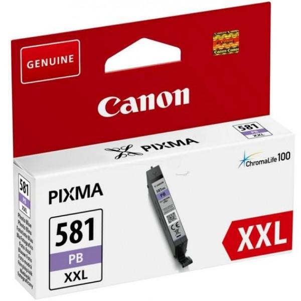 Cartus cerneala Canon Photo Blue cap. extra CLI-58...
