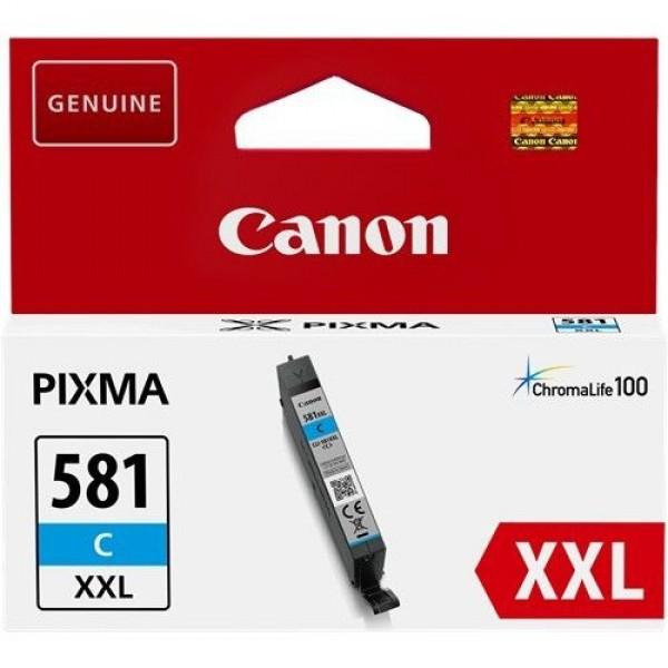 Cartus cerneala Canon Cyan cap. extra CLI-581XXL C