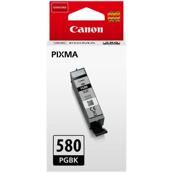 Cartus cerneala Canon Pigmented Black PGI-580 PGBK