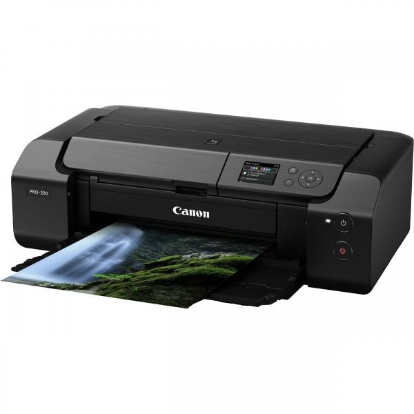 Imprimanta inkjet A3 Canon Pixma Pro-200