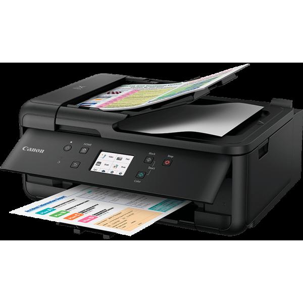 Multif. inkjet A4 fax Canon PIXMA TR7550
