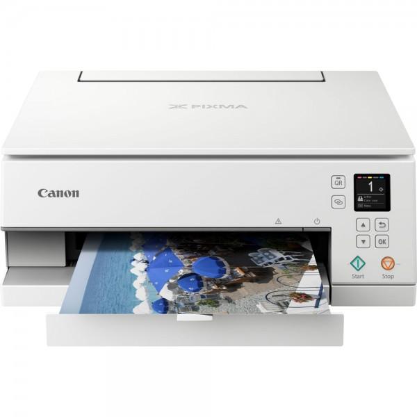 Multif. inkjet A4 Canon PIXMA TS6351 White