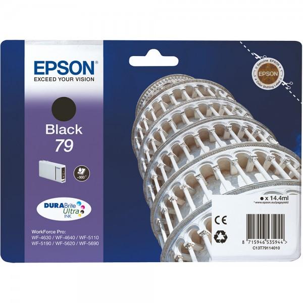 Cartus cerneala Epson Black 79 T791140