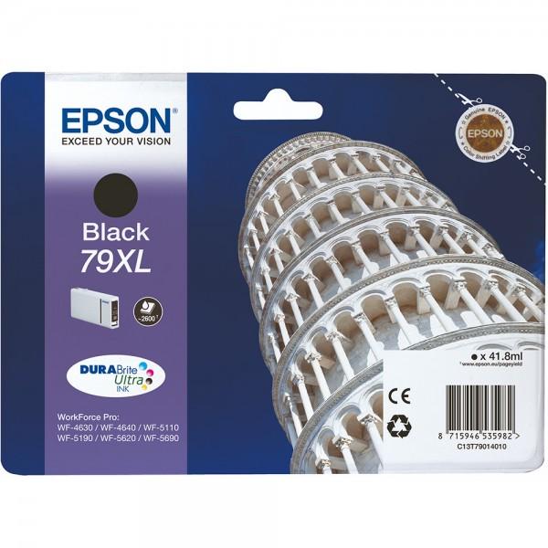 Cartus cerneala Epson Black cap. mare 79XL T790140