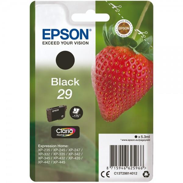 Cartus cerneala Epson Black C13T298140