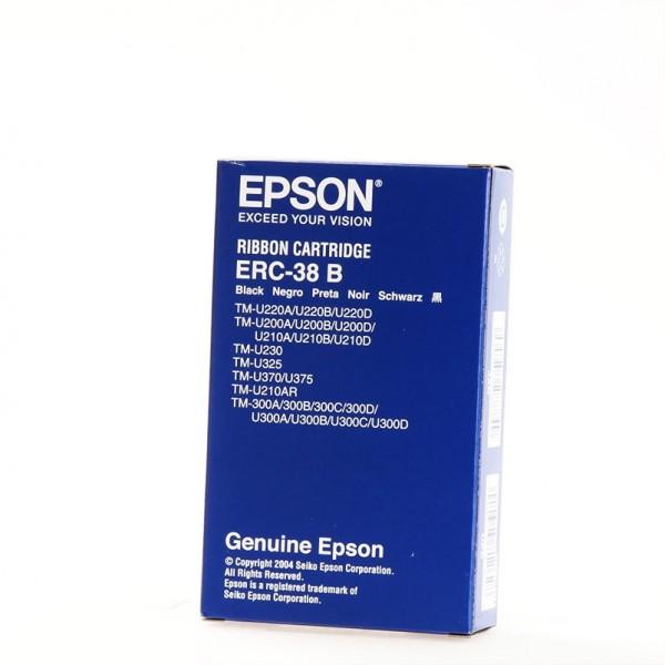 Ribon Epson Black ERC38B S015374