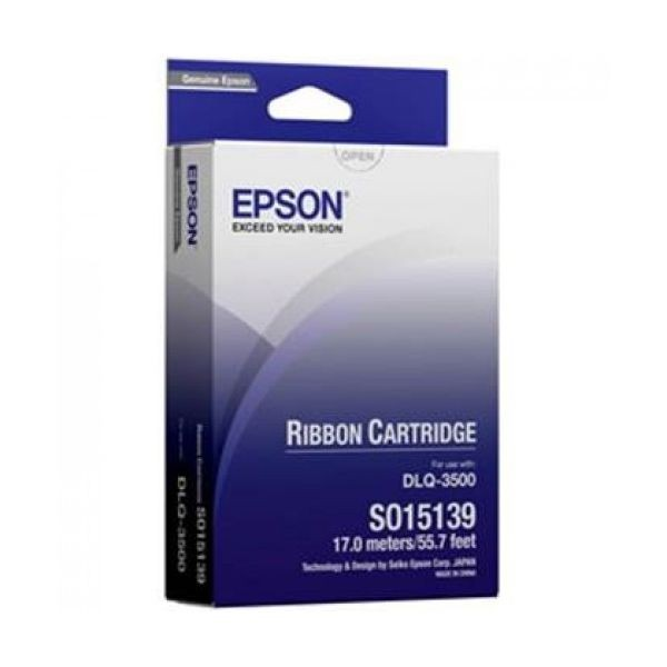 Ribon Epson Black S015139