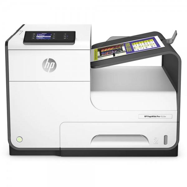 Imprimanta inkjet A4 HP PageWide Pro 452dw D3Q16B