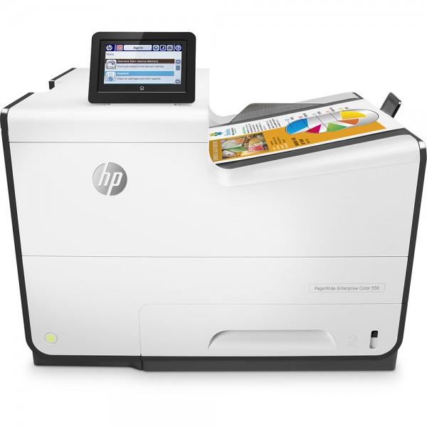Imprimanta inkjet A4 HP PageWide 556dn G1W46A