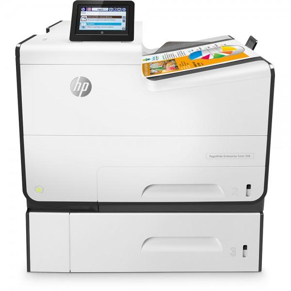 Imprimanta inkjet A4 HP PageWide 556xh G1W47A