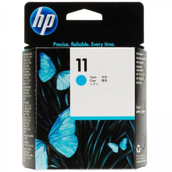 Cap de printare HP 11 Cyan C4811A