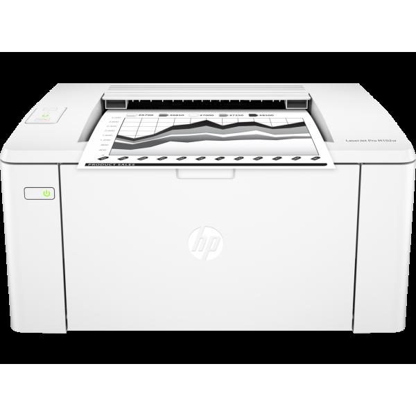 Imprimanta laser A4 mono HP LJ M102w G3Q35A