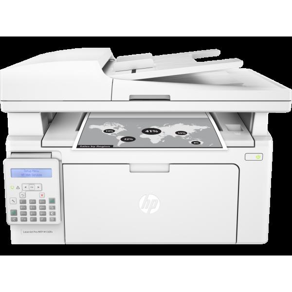 Multif. laser A4 mono fax HP LJ M130fn G3Q59A