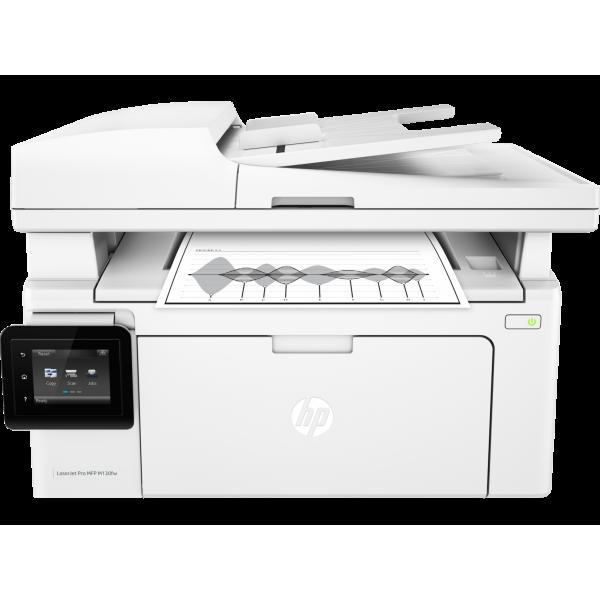 Multif. laser A4 mono fax HP LJ M130fw G3Q60A