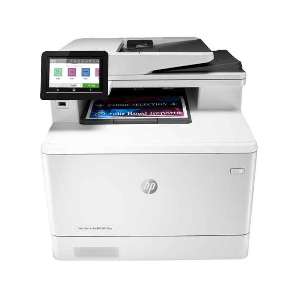 Multif. laser color fax A4 HP Color LaserJet Pro MFP M479fdw W1A80A