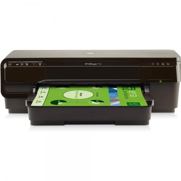 Imprimanta inkjet A3 HP OJ 7110 CR768A