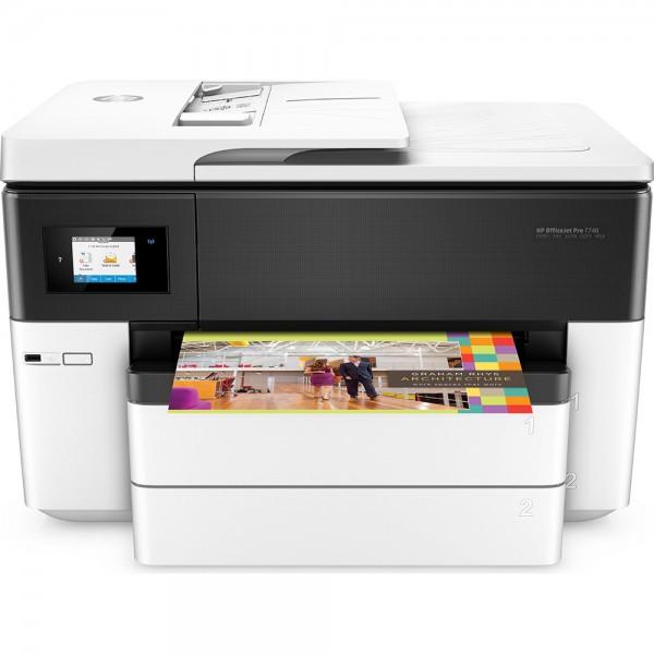 Multif. inkjet A3 fax HP OJ 7740 Wide Format e-AiO G5J38A
