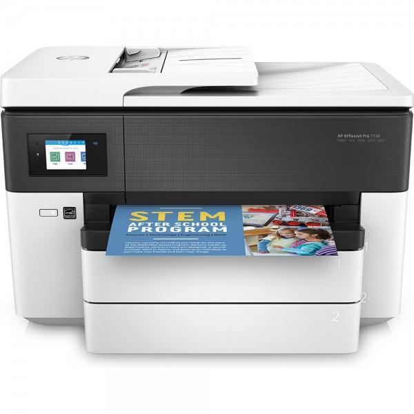 Multif. inkjet A3 fax HP OJ Pro 7730 Wide Format AiO Y0S19A