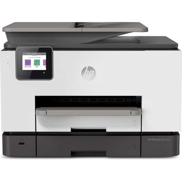 Multif. inkjet A4 fax HP OfficeJet Pro 9020 1MR78B