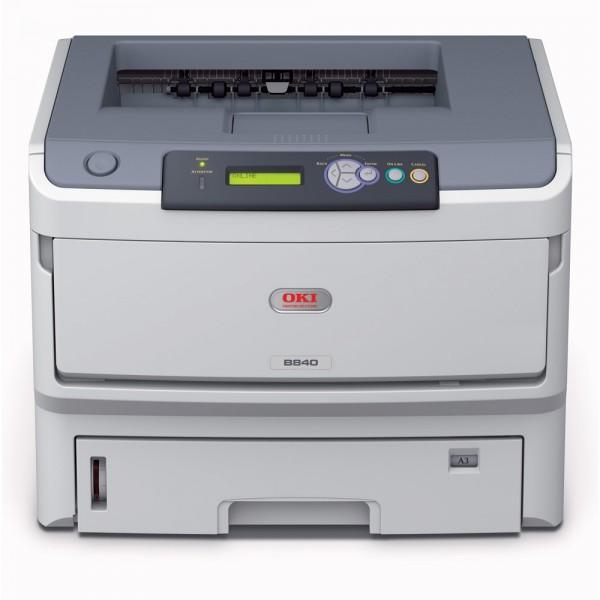 Imprimanta laser A3 mono OKI B840dn