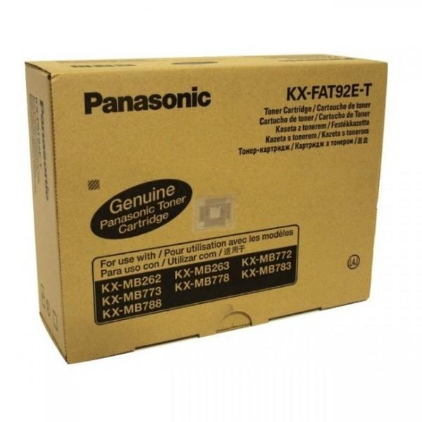 Toner Panasonic FAT92E-T 3/pachet pt. KX-MB773/783