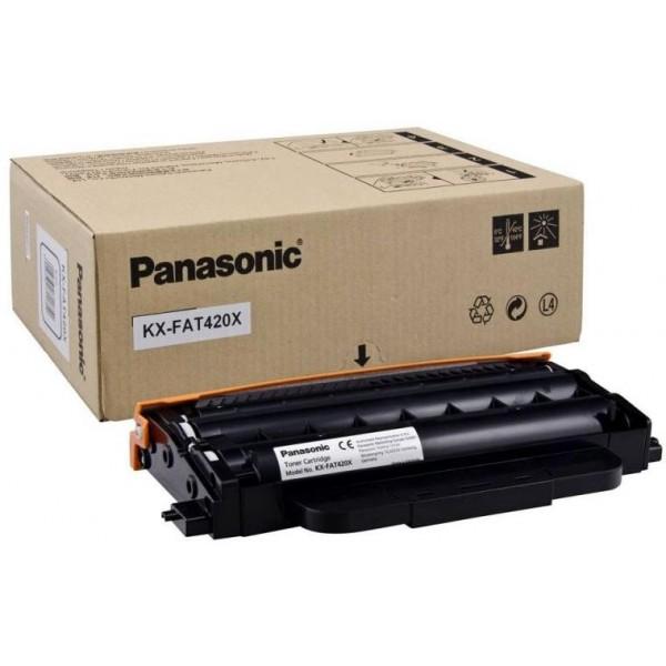 Toner Panasonic KX-FAT420X