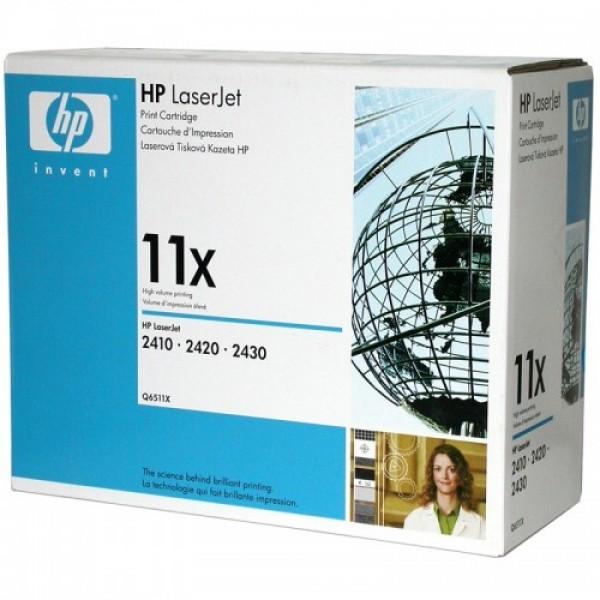 Reincarcare cartus toner HP 11X Black cap. mare Q6...
