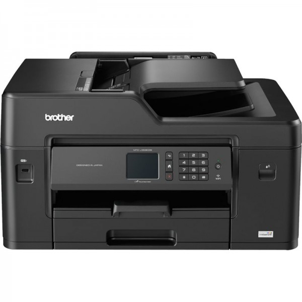 Multif. inkjet A3 fax Brother MFC-J3530DW
