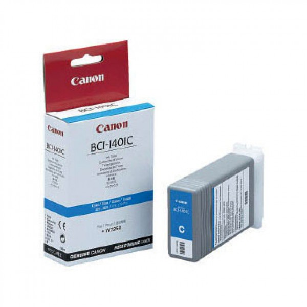 Cartus cerneala Canon Dye Cyan BCI-1401C