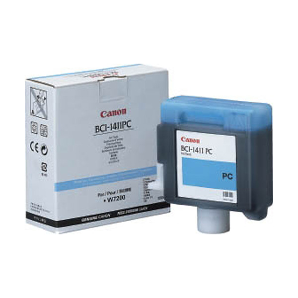 Cartus cerneala Canon Dye Photo Cyan BCI-1411PC