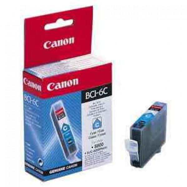 Cartus cerneala Canon Cyan BCI-6C