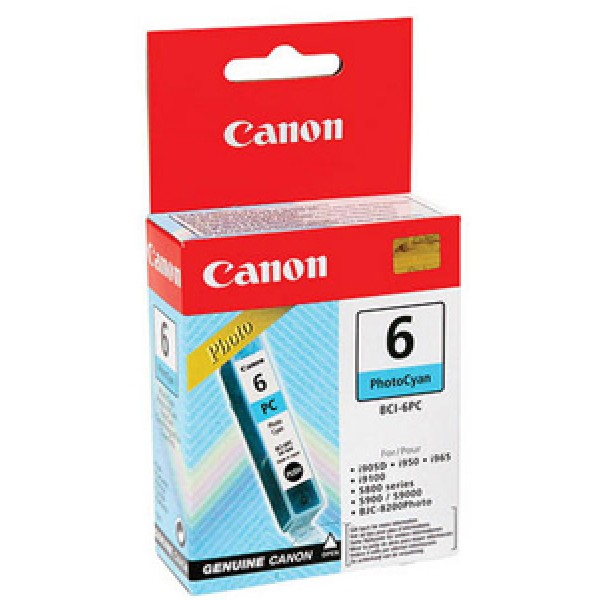Cartus cerneala Canon Photo Cyan BCI-6PC