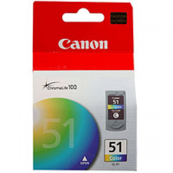 Cartus cerneala Canon Color CL-51